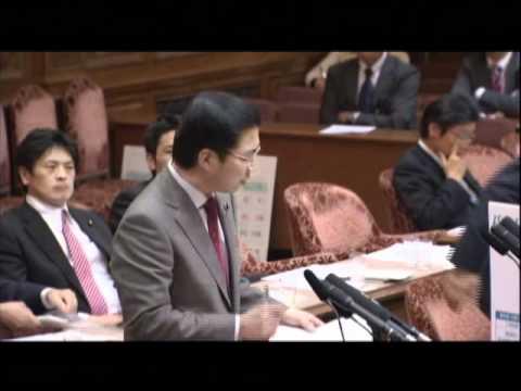 「パナソニックが大リストラ」参院予算委員会で山下議員が質問