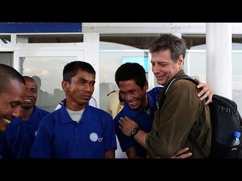 Σομαλία: Απελευθέρωση ναυτικών μετά από 5 χρόνια ομηρίας