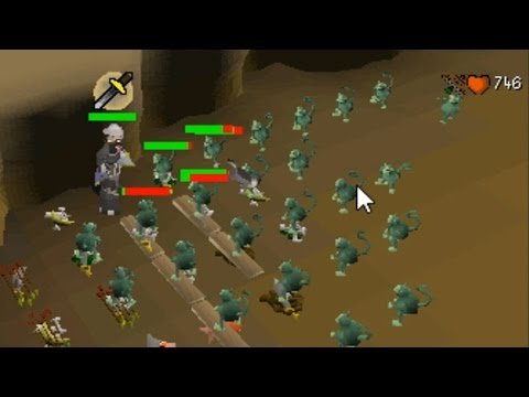 The Fastest Range XP in OSRS - 500K+ An Hour