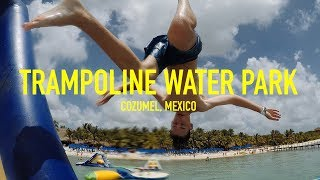 Decided to send some tricks at a trampoline waterpark thing in the middle of the ocean in Mexico. Let's crush the like button on this one.New videos every Monday, Wednesday and Friday!Instagram - http://instagram.com/justinescalonaTwitter - http://twitter.com/justinescalonaSnapchat- JustinEscalonaBusiness Related Inquiries: justin@1340studios.comPO BOX! 325 W. Adams Blvd #4173 Los Angeles, CA 90007My 2nd Channel! https://www.youtube.com/channel/UCJcUGJg1hBg3QJ_bq0pTfJQ