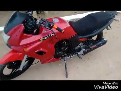 Shineray XY150 speed tunando