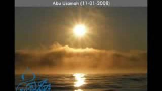11-01-08 Abu Usamah - Fiqh of Ashura