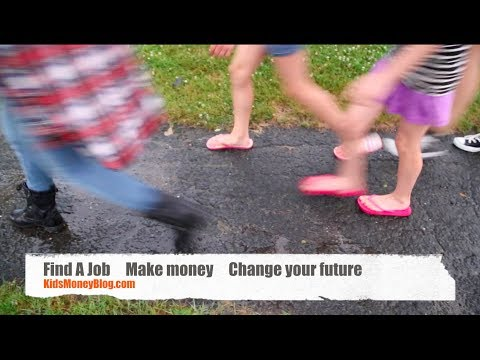 How to: Make Money as a Kid or Teen – How to get on the right Path