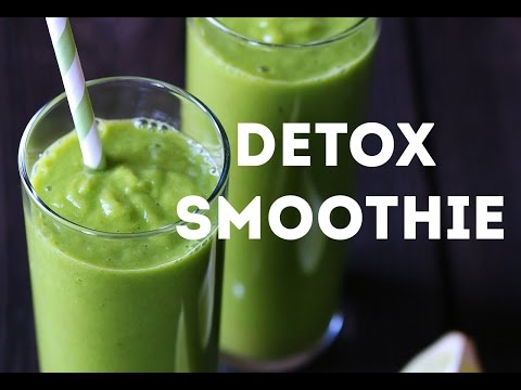 10 Day Detox Diet Recipes – Dr Mark Hyman Detox Smoothie