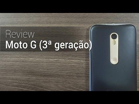 Análise: Moto G (2015) - Review do Tudocelular.com