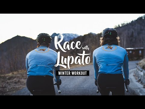 WINTER WORKOUT | Race with Lupato
