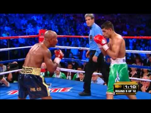 Amir Khan vs Zab Judah