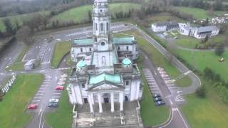 Cavan Ireland  City new picture : Flying drone over Cavan
