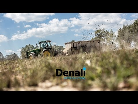 Biosolids Management by Denali Water Solutions