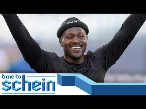 Video: Antonio Brown is a CLOWN and Josh Allen will lead the Bills to the playoffs | Time to Schein
