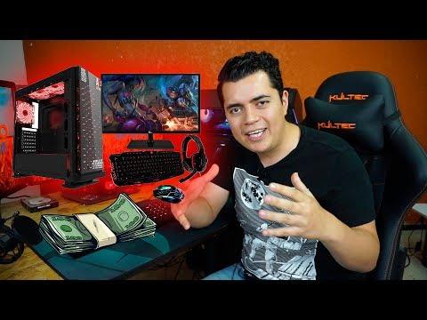 ¿Cuanto es lo menos $ para poder comprar una PC Gamer de entrada? - Proto Hw & Tec