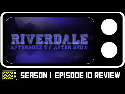 Riverdale Season 1 Episode 10 Review w/ Jordan Calloway | AfterBuzz TV
