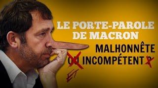 Video LE PORTE-PAROLE DE MACRON : MALHONNÊTE ET INCOMPÉTENT (Reportage) MP3, 3GP, MP4, WEBM, AVI, FLV Juni 2017