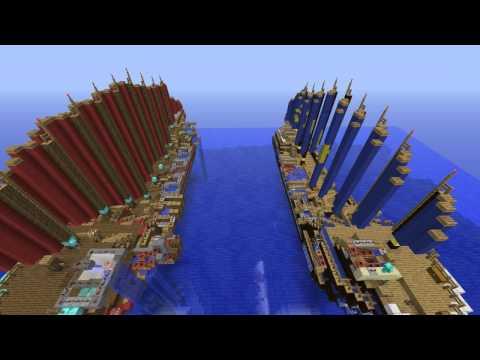 Minecraft Pirátské války [1díl] (cz)