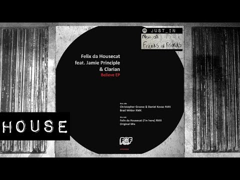 Felix Da Housecat - Believe (Christopher Groove and Daniel Kovac Remix)