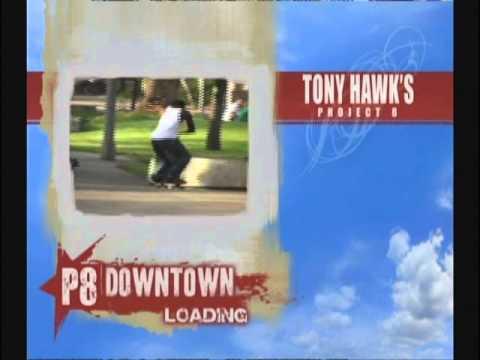 Tony Hawk's Project 8 Xbox