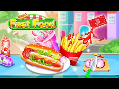 Fast Food Maker-Food Making Game