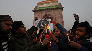 India and Iran lash out at Pakistan after deadly bombings