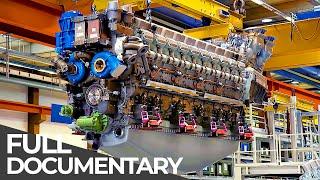 Video Exceptional Engineering - Mega Diesel Engines MP3, 3GP, MP4, WEBM, AVI, FLV Maret 2019