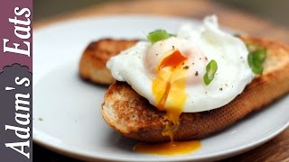 Video Perfect poached egg 4 ways | poaching eggs masterclass MP3, 3GP, MP4, WEBM, AVI, FLV Agustus 2019