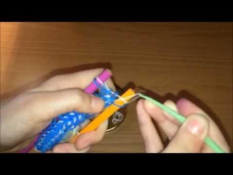 Как сделать браслеты из резинок без видео