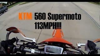 9. Fastest Supermoto?