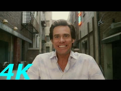 Bruce Almighty Meets God ''Soup & Monkey Scene'' - Bruce Almighty-(2003) Movie Clip Blu-ray HD