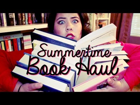 book - There ain't no Summertime Sadness when it comes to buying books! Thanks for watching! GIVEAWAY IS CLOSED!! My COHF Experience: http://youtu.be/IwAMjUkc4bg Co...