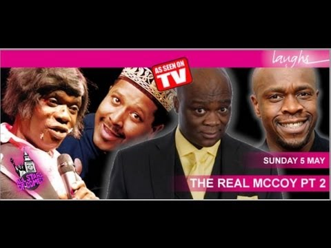 All Stars Of Comedy Presents The REAL McCOY Pt2 Comedy Special 2013 UK Tour
