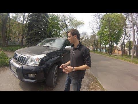 Toyota land cruiser 80 гидроблок акпп видео