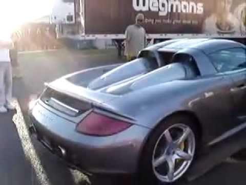 Porsche Carrera GT Loading Fail
