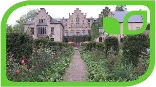 Schloss und Garten Ippenburg  zum Tulpenfestival