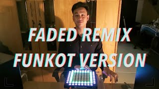 Video FADED FUNKOT REMIX VERSION - ANANTAVINNIE MP3, 3GP, MP4, WEBM, AVI, FLV Juli 2018