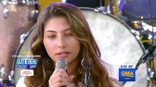 Video Chris Cornell's daughter sings 'Hallelujah' for father and Chester Bennington MP3, 3GP, MP4, WEBM, AVI, FLV Maret 2018
