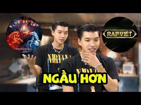 Thích Binz nhưng lại không thi Rap Việt, HIEUTHUHAI tiết lộ lý do bất ngờ!