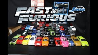 Nonton Fast and Furious Jada Toys Model Cars Collection - December 2018 Film Subtitle Indonesia Streaming Movie Download