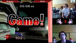 Who is Yu? – A Melee Falco combo video feat. Yu [x-post r/SSBM]