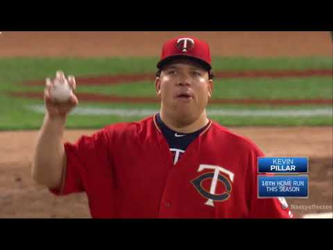 Bartolo Colón's Mega Flyout Celebration (or