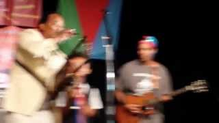 Wedi Tikabo And Young Eritrean Boy Sing Together