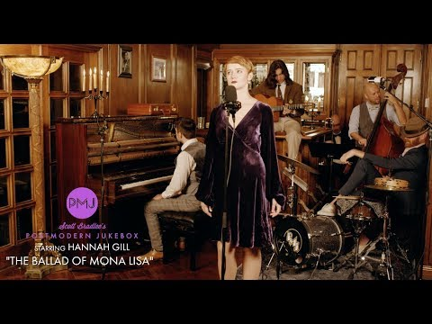 The Ballad Of Mona Lisa – Panic! At The Disco (Saloon Cover) ft. Hannah Gill