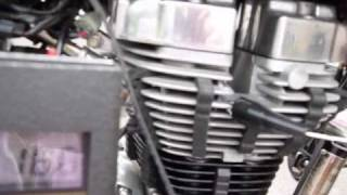 4. Royal Enfield Bullet EFI G5 Idle RPM Adjustment by Idle Air Bypass Screw