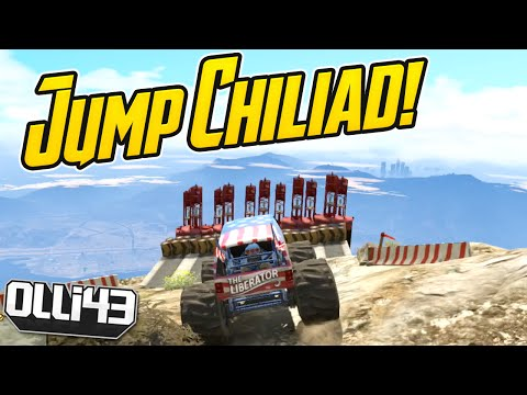 monster - Worlds best GTA 5 Monster truck track is here! ▻Click Here to Subscribe ▻ http://goo.gl/M1F1GO In this epic gta 5 gameplay video, I show you one awesome track called 'Monster truck decent...