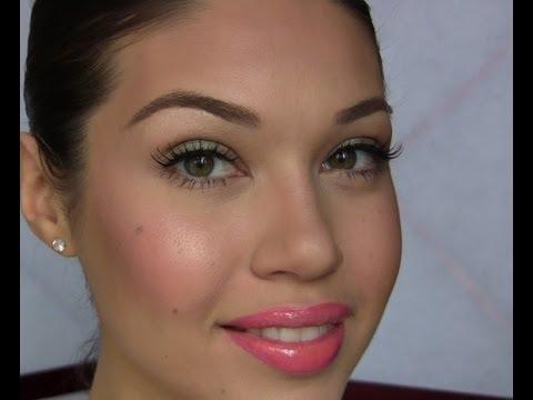 Jennifer Lopez Glow Inspired Makeup Tutorial
