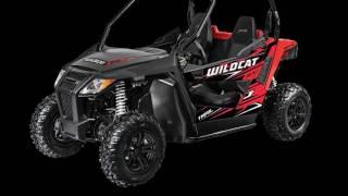 6. 2016 Arctic Cat Wildcat Trail XT EPS Red