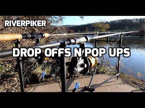 Drop offs n pop ups - (video 162)_Horgászat videók