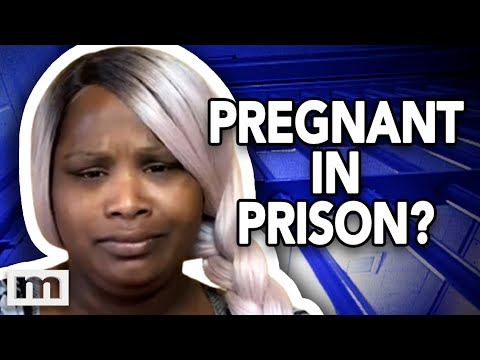 PREGNANT IN PRISON?! | The Maury Show