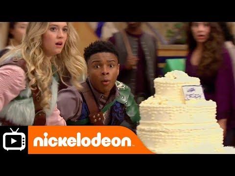 Knight Squad | Revenge Cake | Nickelodeon UK
