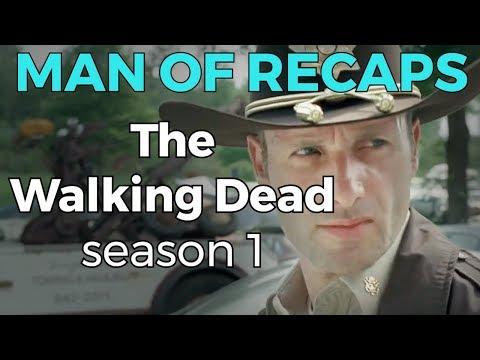 RECAP!!! - Walking Dead: Season 1