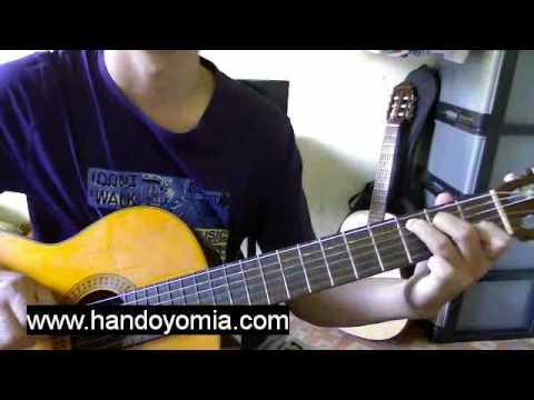 Bleeding Love - Leona Lewis - Fingerstyle Guitar Solo Instrumental