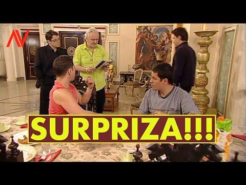 SURPRIZA!....Augustin Viziru in rolul ARMANDO din serialul REGINA...(secvente showreel)
